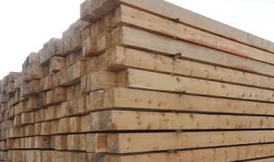 Как построить баню из бруса