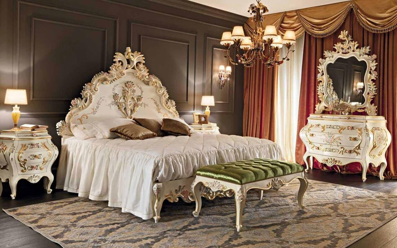 Luxury-Baroque-Style-bedroom-interior-design