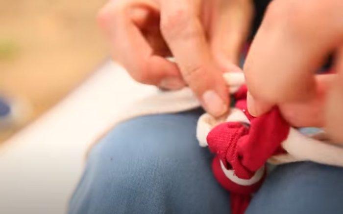 Плетение каната